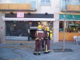 El foc provoca danys materials mínims