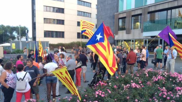 CUP-PC, ERC-MES i ANC criden a 'l'activació popular' per plantar cara a la resposta de Madrid per l'1-O