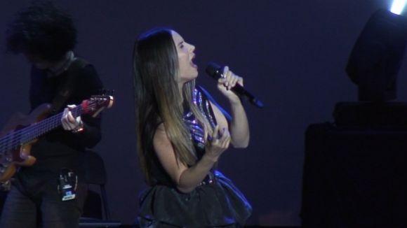 India Martínez fusiona el flamenc amb la música més actual al Teatre-Auditori