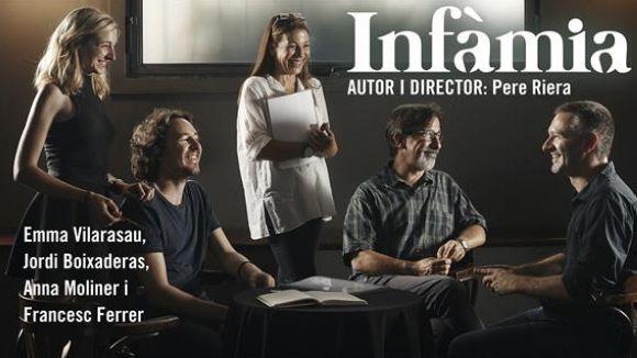 Emma Vilarasau protagonitzarà 'Infàmia', a la Villarroel