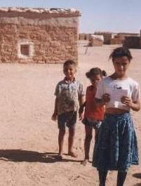 Ja són a la ciutat els 15 nens sahrauís que passaran l'estiu amb famílies de la ciutat