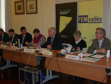 Fem Vallès destaca la capacitat industrial del Vallès per fer front a la crisi