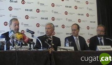L'empresariat vallesà reclama urgentment la prolongació de la L-7 de FGC amb estació a Sant Cugat