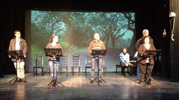 'D'ara a demà': una reflexió sobre l'avortament de la mà d'In-Fusió Teatre