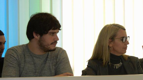 Mireia Ingla i Èric Gómez (ERC) repeteixen a les llistes per a les eleccions espanyoles del 26J