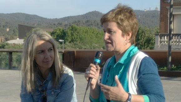 Anna Simó veu en la independència la solució perquè la LOMCE no afecti el país