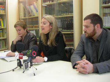 ERC demanarà al govern que reprengui el trasllat de l'institut Leonardo da Vinci