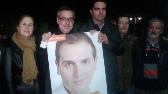 C's afirma que la unió amb l'Estat espanyol és necessària per a Catalunya