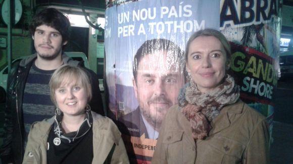 ERC defensa la independència com a solució als problemes socials de la crisi