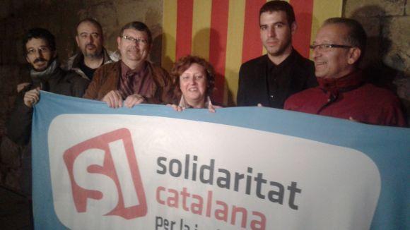SI se situa com a garant de la independència en l'inici de campanya electoral