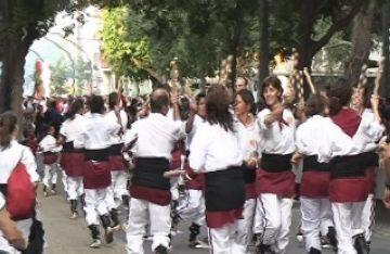 Les entitats de cultura popular engeguen els motors de la Festa Major amb el seguici