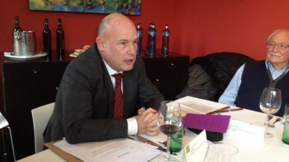 Íñigo Lamarca (Defensor del Poble Basc): 'Amb la crisi la nostra feina ha crescut un 65%'