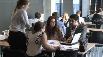 Diverses empreses busquen idees entre els alumnes d'Esade a través de l'Innovation Quest 2011