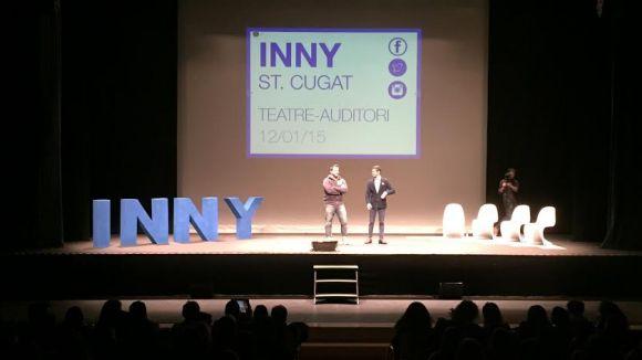 La jornada d'INNY impulsa l'emprenedoria entre 800 joves