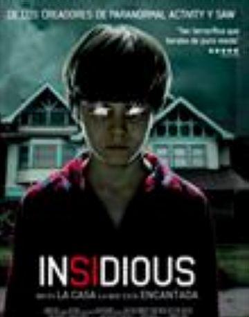 El gènere de terror arriba als cinemes de la ciutat amb la pel·lícula 'Insidious'