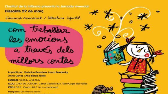 La Casa de Cultura acull la sessió 'Educació emocional i literatura infantil'