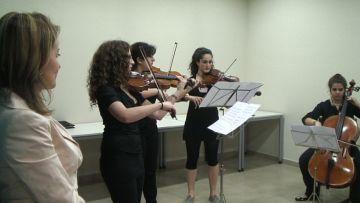 Les escoles de música de la ciutat estudien mesures per fer front a la situació econòmica