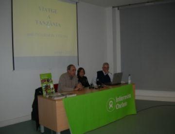 Intermón Oxfam Sant Cugat, present a Tanzània
