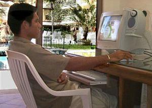 Internet arriba a tres de cada quatre llars santcugatenques