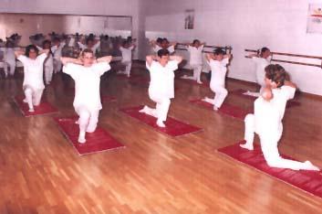 Els cursos d'activitat física per a adults i gent gran comencen el tercer dilluns del mes