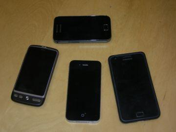 Cada setmana es perden entre sis i nou mòbils a Sant Cugat