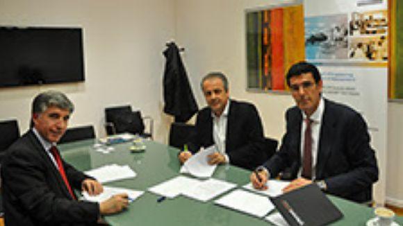 La consultora trifermedCBDO i l'IQS signen un acord per comercialitzar bioadhesius