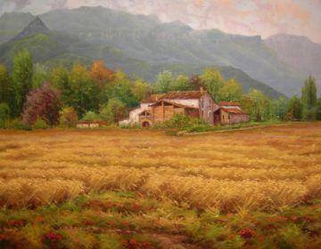 Jordi Isern dóna a conèixer la natura catalana a la Sala Rusiñol