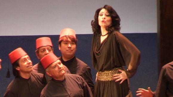 'L'Italiana in Algeri' contagia l'alegria al Teatre-Auditori