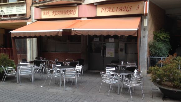 El Bar Restaurant Italians es trasllada al carrer de Sant Josep
