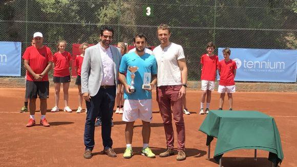 El català Oriol Roca s'emporta la 12a edició de l'ITF Vila de Valldoreix-Trofeu Tennium