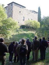 Aquest dissabte es podrà visitar el campanar, l'església i el claustre del Monestir