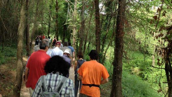 Valldoreix apropa la seva flora i fauna al veïnat amb els 'Itineraris de Natura'