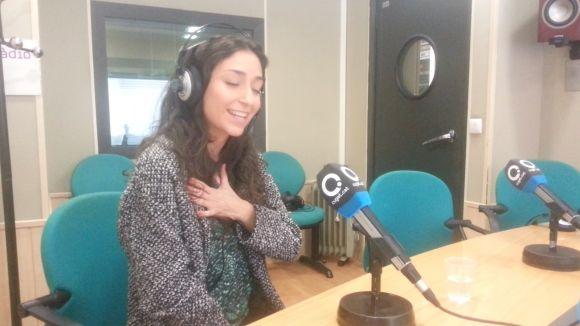 Izah serà la telonera d'Aloe Blacc al Festival Mas i Mas