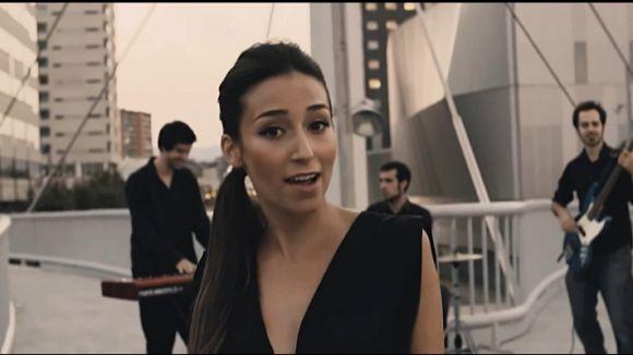 'El Núvol' rep la visita de la cantant Izah