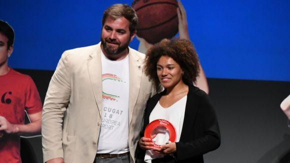 Jäel Bestué, Millor Esportista als Premis Esport en Marxa