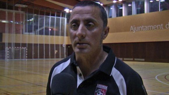 Jaime Martínez deixa la banqueta del Futbol Sala Sant Cugat després de tres temporades