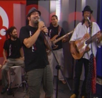 Festa Major 2010: Jaleo Real presenta el seu nou disc 'El Griterío' a Cugat tv