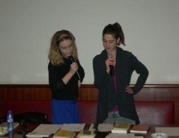 Una jam session poètica celebra al Cafè Auditori el Dia Mundial de la poesia