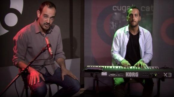 Octavi Coronado i Gabriel Zenni formet el duet Jamie Cover