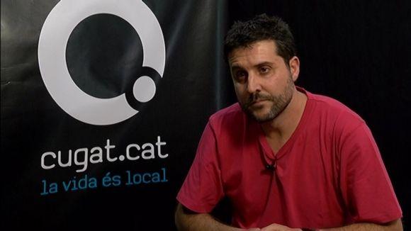 Jordi Calvo: 'A l'Estat espanyol, la guerra és un negoci rodó'