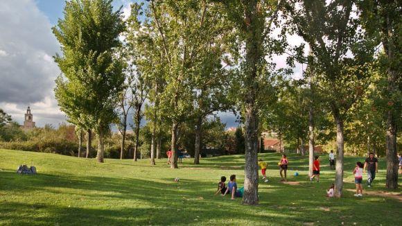 Tres parcs de Sant Cugat tindran refugis de fauna i flora