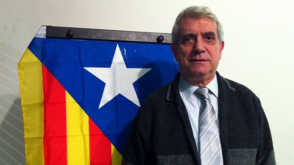 Jaume Oronich: 'La consulta s'hauria de fer quan hi hagi el suport necessari'