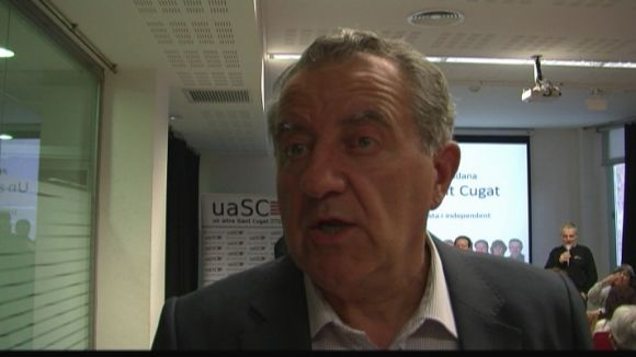 Jaume Massanés deixa la uaSC i l'activitat política i pública després del 24M
