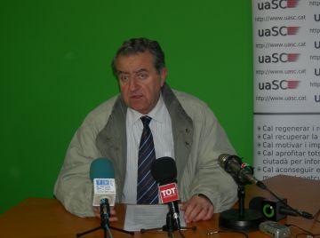 La uaSC s'oposa al fet que els partits deleguin a militants les representacions als consells de barri