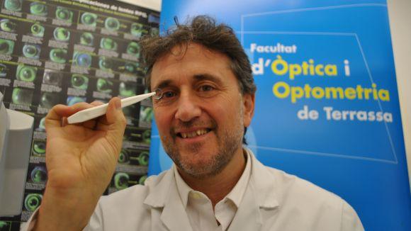 Unes lents de contacte que prevenen el creixement de la miopia