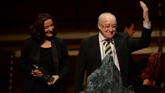 El Premi Extraordinari Ciutat de Sant Cugat recau en Jaume Pla