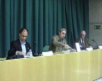 Jaume Cabré exposa la seva visió sobre la postguerra espanyola