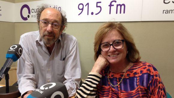 Jaume Espina i Lluïsa Girbau, de Can Teixidó