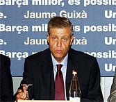 Jaume Guixà: 'El Barça no mereix les accions dictatorials del seu president'