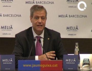 Jaume Guixà, precandidat a la presidència del Barça: 'Sóc l'alternativa al laportisme'